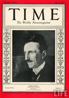 Nikola Tesla - The Genius Who Lit the World -  is considered the father of our modern technological age. Among his discoveries are: fluorescent light, the laser beam, wireless communications, wireless transmission of electrical energy, remote control, robotics, Tesla's turbines and vertical take off aircraft. Tesla is the father of the radio and the modern electrical transmission system.