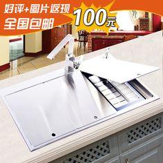 Menards Kitchen Sink Deep Sinks 285 Best Home Bath Fittings Images Bathroom Fixtures 手工水槽创意厨房8866d 洗菜盆子母盆手工盆佳宝路304不锈钢单槽 淘宝网