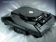 Unique Turntable. #recordplayer #turntable http://www.pinterest.com/TheHitman14/the-record-player-%2B/