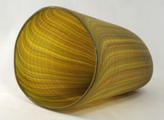 Australian aboriginal (Arrernte) artist, Jenni Kemarre Martiniello, appears to transmute traditional weaves into glass. Images are taken from various sources.   Decanted