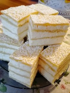 Vanilla Cake, Nutella, Cheese, Sweet, Recipes, Facebook Messenger, Foods, Easy Meals, Candy
