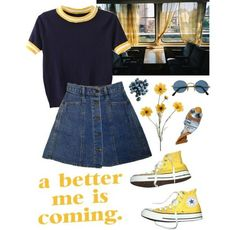 OMG, love this totally cute retro style outfit! |  Stunning and stylish outfit ideas from Zefinka.com for fashionable women.