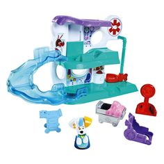 Bubble Guppies™ Check-up Center