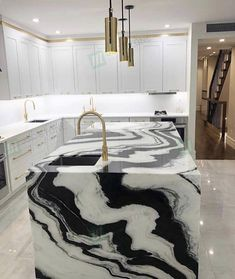 Buy Popular marble panda white marble, Chinese high quality and cheap Popular marble panda white marble supplier and manufacturer. Dream House Interior, Luxury Homes Dream Houses, Dream Home Design, Home Interior Design, Best Kitchen Designs, Modern Kitchen Design, Home Decor Kitchen, Home Kitchens, Casa Top