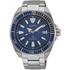 "Herrenuhr ""Prospex Automatik Diver Save the Ocean Ltd. Samurai, Sumo, Junghans, Seiko Automatic, Seiko Watches, Casio Watch, Omega Watch, Bracelet Watch, Stainless Steel"