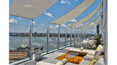 Four new rooftop bars for summertime drinks - click for more.