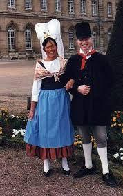 costume traditionnel au normandie - Buscar con Google