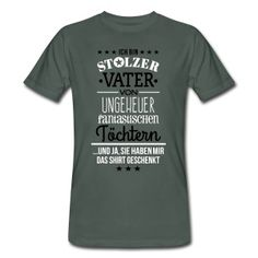 Ungeheuer fantastische Töchter T-Shirts