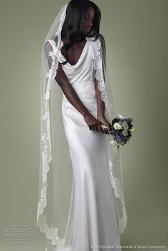 Decades Collection by The Vintage Wedding Dress Company