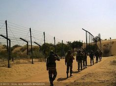 2300 KM international border with Pakistan to be sealed soon - Economic Times #757LiveIN