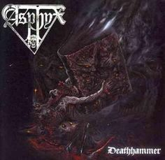 Asphyx - Deathhammer, Grey