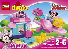 Lego Duplo Minnie Mouse Minnie's Cafe Disney Junior 10830 No Canadian Duties for sale online Gifts For 3 Year Old Girls, Top Gifts For Boys, Christmas Gifts For Girls, Christmas Stuff, Christmas Ideas, Minnie Mouse Toys, Disney Mickey Mouse Clubhouse, Lego Duplo, Disney Junior