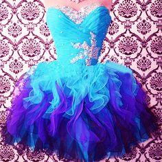 2015 cute sweetheart strapless sky blue beaded short prom dress, ball gown, bridesmaid dress, evening dress #promdress #wedding #coniefox