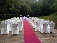 Decoración para boda civil en #cousogalan