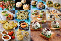 Pranzo Di Compleanno A Base Di Pesce : 92 fantastiche immagini su pesce finger food antipasti finger