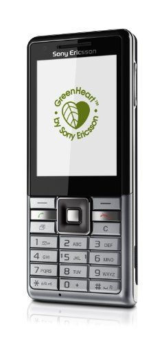 Sony Ericsson J105 Naite 3 Pay As You Go Mobile Phone Including £10 Airtime…