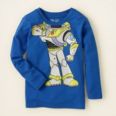 Buzz Lightyear! <3 I just ordered this shirt! :)