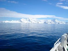 The Southern ocean  (aka Great Southern Ocean, the Antarctic Ocean, and the South Polar Ocean) comprises the southernmost waters of the World Ocean. It's the 4th largest of the 5 World oceans.