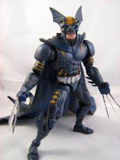 toycutter: Dark Claw action figure