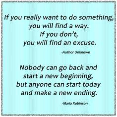 Start Today...