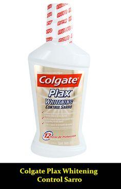 Colgate Plax Whitening Control Sarro | OdontoFarma