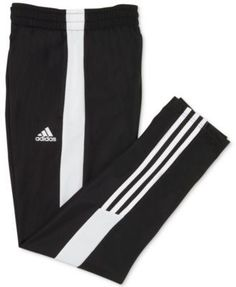 adidas ClimaLite Striker 17 Athletic Pants, Toddler & Little Boys - Black 5 Track Pants Mens, Mens Jogger Pants, Jogger Adidas, Mens Tracksuit Set, Boys Online, Sports Uniforms, Adidas Outfit, Kids Pants, Athletic Pants