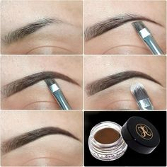 how to style eyebrows - Google Search
