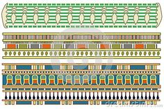 Ancient Egyptian clothing and costume dress from fashion plates – Pattern guidelines and tips for Egyptian themed fancy dress. Description from designpatternl.com. I searched for this on bing.com/images