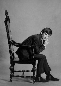 George November 1962 Photographer: Astrid Kirchherr.