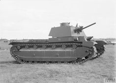 Medium Tank A7E1