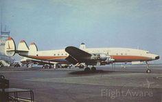 Eastern Airlines, Lockheed L-1049 Constellation (N6210C)