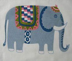 Elephant by Sukie
