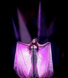 Gala: An Evening with Sarah Brightman, Japan. Find tickets here www.sarahbrightman.com/tours