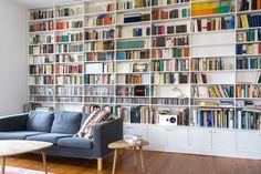 les tapis de cuisine deco bibliotheque rangement et livre. Black Bedroom Furniture Sets. Home Design Ideas