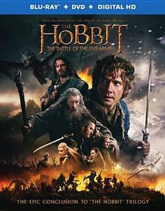 The Hobbit: The Battle of the Five Armies [videorecording]