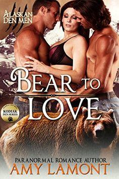 Bear to Love: Kodiak Den #3 (Alaskan Den Men Book 8) by A... https://www.amazon.com/dp/B01N31MR51/ref=cm_sw_r_pi_dp_x_uyOPybS06QEAC