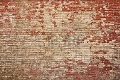 Rustic Old Brick Wall Textur Mural - RF Images| Murals Your Way