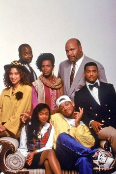 "Throwback Pics - Original Cast of ""The Fresh Prince of Bel Air"" #BeNostalgic #throwbackpics #throwback #oldschool - http://ift.tt/1HQJd81"