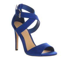 Office Je t'aime Cobalt - High Heels