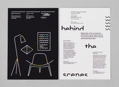 Behind the Scenes - Borg, Peter — Graphic Designer