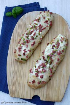 Experimente aus meiner Küche: Laugenstangen Elsässer Art