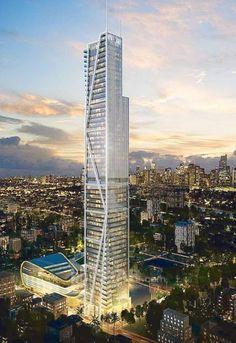 Trump Tower Manila, Metro Manila.