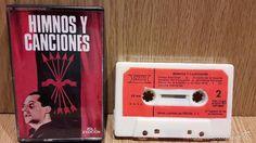 HIMNOS Y CANCIONES. VOLUMEN 1 - 2ª EDICIÓN. MC / PERCA MUSIC - 1977 / LUJO.