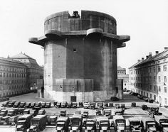Flakturm Augarten Wien 1944