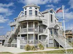 wow, this is quite a beach home.
