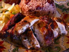 Jamaican Jerk Chicken Recipe : Food Network - FoodNetwork.com