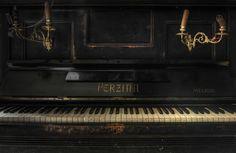 Dostoevsky, piano & silence