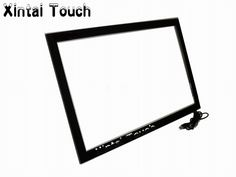 """Xintai Touch Hot selling! 4 real points 46"""" USB IR multi Touch Screen Overlay / Infrared touch frame with fast shipping #Affiliate"""