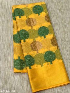 Sarees Trendy Banarasi Cotton Silk Zari Work Saree  *Fabric* Saree - Banarasi Cotton Silk  *Size* Saree Length -  5.5 Mtr Without Blouse  *Work* Zari Work  *Sizes Available* Free Size *   Catalog Rating: ★4.2 (940)  Catalog Name: Aradhya Zari Woven Banarasi Cotton Silk Sarees CatalogID_130098 C74-SC1004 Code: 717-1064883-