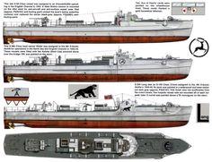 Foro de Estudio de la Segunda Guerra Mundial FSGM • Ver Tema - Schnellboot